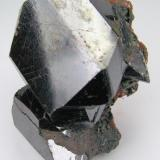Rutile Graves Mountain Mines, Graves Mountain, Lincoln Co., Georgia, USA 63 mm x 46 mm x 40 mm (Author: Carles Millan)