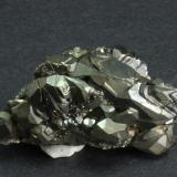 Pyrite Nanisivik Mine, N. Baffin Isld 5.4 cm (Author: Matt_Zukowski)