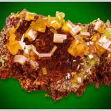 Wulfenite - Ojuela Mine - Durango - Mexiko - miniature - Size 4.5 cm x 3.0 cm x 2.0 cm (Author: jaysminerals)