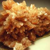 Calcite from China:  18.5 cm long and 13 cm at highest point. (Author: Turbo)