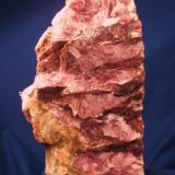 """Trilithionite/Lepidolite; your choice, I prefer Lepidolite but the """"times they are a chanin' """", and so are the mineral names.This piece is rather large at over 9"""" x 4 1/2 """" x 2 3/4"""" (23cm x 11.4cm x 6.9cm). It is, as expected, from Minas Gerais, Brazil. (Author: Jim Prentiss)"""