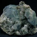 Chrysoberyl, Emerald mines, Sverdlovskaya Oblast, Middle Urals, Urals Region, Russia  Size 60 x 50 x 20 mm (Author: olelukoe)
