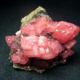Rodochrosite from Uchucchacua Mine, Oyon Province, Lima Department, Peru  Size 38 x 43 x 35 mm (Author: olelukoe)