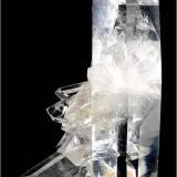 Gem Quartz from Coleman, AK. 16 x 9 x 8 cm , and weighs 300 grams (Author: VRigatti)