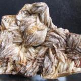 Baryte, Hungry Hushes, Arkengarthdale, North Yorkshire. 8 x 6 cm. (Author: nurbo)
