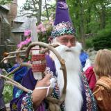 _Quartz and Wizard. Quartz is about 24cm. (Author: vic rzonca)