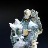 ARSENOPIRITA con cuarzo (Cala-Huelva).5x2,7cm Cristal individual de 1x1,2cm.jpg (Autor: DAni)