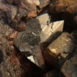 tetraedrita lanteira granada 1cm.jpg (Autor: Nieves)