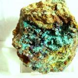 auricalcita azurita filon del cobre linares jaen.jpg (Autor: Nieves)