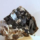 siderita la union murcia pieza de 10cm cristales de 15mm arista.jpg (Autor: Nieves)