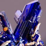 AZURITA. marruecos, cristal de 4 mm.jpg (Autor: josminer)