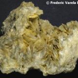 Barita.<br />Minas de Osor, Osor, Comarca La Selva, Girona / Gerona, Catalunya, España<br />11 x 10 x 6 cm.<br /> (Autor: Frederic Varela)