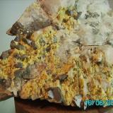 Arsenopirita La parrilla   Caceres año2000 cristal más grande 1,6cms (Autor: Gelo)