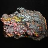 Goethita. riotinto. Huelva. 10 cm (Autor: nimfiara)