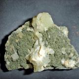 bola de prehnita. cantera minera I. lebrija. sevilla. 8 cm (Autor: nimfiara)