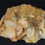 Baritina recubierta de cristales de Cuarzo - Mont-Ras - Baix Empordà (Girona) - 6,5x4,5x2,8 cms. (Autor: Joan Martinez Bruguera)
