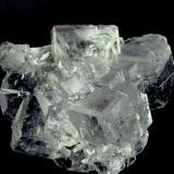 FLUORITA Mina La Viesca - La Collada - Asturias. Pieza; 6,7x6 cm. Cristal; 2,4cm (Autor: DAni)