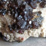 Detalle de algunos de los cristales. (Autor: usoz)