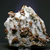 Clinohumita - Sierra de Mijas - Benalmádena - Málaga Pieza de 16 x 15 cm. cristal mayor 2 cm. (Autor: El Coleccionista)