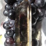 Cuarzo citrino. 10,7 x 2,8 x 2,5 cm (Autor: Jmiguel)