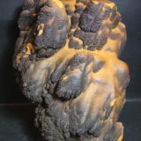 Limonita mina Trinidad, Benalmádena, Málaga, Andalucía, España. pieza 18 x 12 cm (Autor: Nieves)