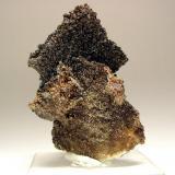 3910-Wulfenita y descloizita, mina Erupción, Sierra de Los Lamentos, Chihuahua, México, 5,8x3,6x2,8 cm. (Autor: Edelmin)
