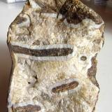Ágata pipe (20 x 15 x16 cm). Origen desconocido- quizá Rio Grande do Sul- Brasil (Autor: Anisio Claudio)