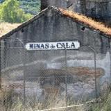 Entrada a las Minas de Cala. Cala. Huelva. 10 de Septiembre de 2010. (Autor: Jose Luis Otero)