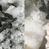 Ashcroftine-(Y) from Poudrette quarry (Demix quarry; Uni-Mix quarry; Desourdy quarry), Mont Saint-Hilaire, Rouville RCM, Montérégie, Québec, Canada FOV=3mm (Author: Doug)