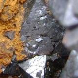 MAGNETITA mina NUEVA VIZCAYA - Burguillos del Cerro (Badajoz) (Autor: David Parra Z)