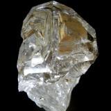 CUARZO VENTANA biterminado. Cervera del Rio Alhama-La Rioja. Pieza de 5,3x4,2cm. Cristal 4,1x4,2cm. (Autor: DAni)