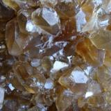 BaritaObras del AVE, Buiza, La Pola de Gordón, Comarca Montaña Central, León, Castilla y León, EspañaTamaño de la pieza 31 x 22 cm., el cristal mayor mide 3 cm (Autor: minero1968)