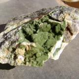 Una de las piezas de la geoda. 9 cm (Autor: usoz)