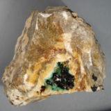 Eritrina<br />Mina Los Picayos, Pendendo, Alles, Niserias, Peñamellera Alta, Asturias, Principado de Asturias, España<br />6 x 6 cm.<br /> (Autor: Echevarria)