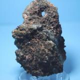 Cobre<br />Boinás Este, Boinás, Belmonte de Miranda, Asturias, Principado de Asturias, España<br />9 x 6 cm.<br /> (Autor: minero1968)