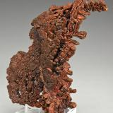 Copper Chino Mine, Santa Rita District, Grant Co., New Mexico Specimen size 7.6 x 4.5 cm. (Author: am mizunaka)