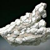 Microcline with epitaxial albite, Organ Mts., Dona Ana County. 14x8x3 cm overall size. (Author: Jesse Fisher)