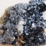 Hematite rosettes, Orogrande, Otero County, NM, about 10 cm. (Author: Darren)