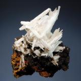 Cerussite - Black Cloud Mine, Leadville, Colorado  6.1 cm (Author: crosstimber)