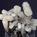 Calcite Sweetwater Mine, Reynolds Co., Missouri Specimen size 9.5 x 8.5 cm. (Author: am mizunaka)