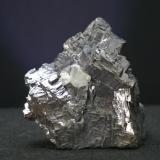 Anglesita - Minas de la Cruz - Linares - Jaén Pieza de 5,5 x 5 cm. cristal mayor 1 cm. (Autor: El Coleccionista)