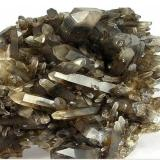 Smokey Quartz from Rosario Gold mine in Bolivia.  Measures 19 x 14 x 7 cm and weighs 300 grams (Author: VRigatti)