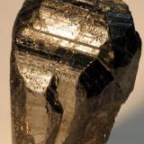 60 cm X 45 cm X 30 cm - Columbo-tantalite in a nice specimen. - Araçuaí, Minas Gerais (Author: silvio steinhaus)