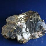 Sphalerite, Phoenixville, Chester Co., 6 cm across. (Author: John S. White)