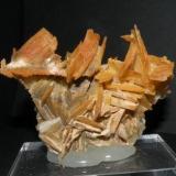 Barite. Nieves Mine. Cantabria. Spain. 6 cm. (Author: nimfiara)