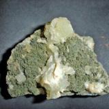Prehnite. Minera I Quarry. Lebrija. Sevilla. Andalusia. Spain. 8 cm. (Author: nimfiara)