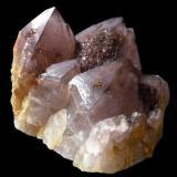 Quartz amethyst. Muriano Quarry. Córdoba. Andalusia. Spain. 17 cm (Author: nimfiara)