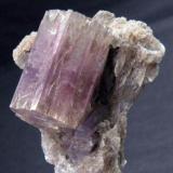 Aragonite (purple). Camporrobles. Valencia. Comunidad Valenciana. Spain. Piece 5 cm (Author: nimfiara)