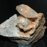 Calcite. Sel de Hayas. Udías. Cantabria. Spain. 8 cm. (Author: nimfiara)