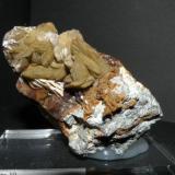 Siderite. El Arteal Mine. Cuevas de Almanzora. Almería. Andalusia. Spain. 8 cm (Author: nimfiara)